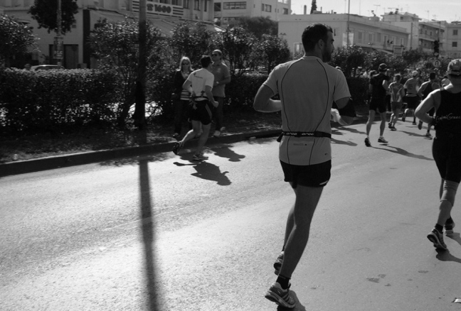 olympic village race