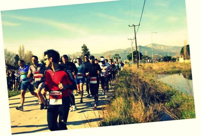 14ος αγώνας δρόμου Καλαμάτας