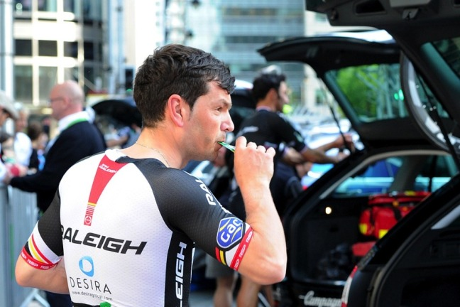 Cycling & Nutrition