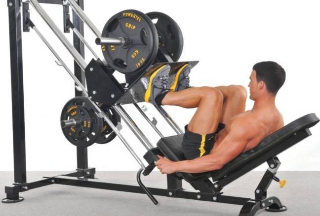 Leg-Press-Exercise