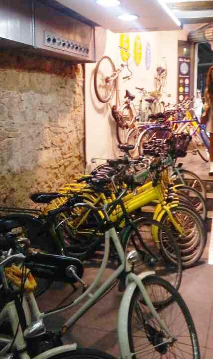 Βαρκελώνη και ποδήλατο. Νοικιάζοντας ποδήλατο από τη La Rambla