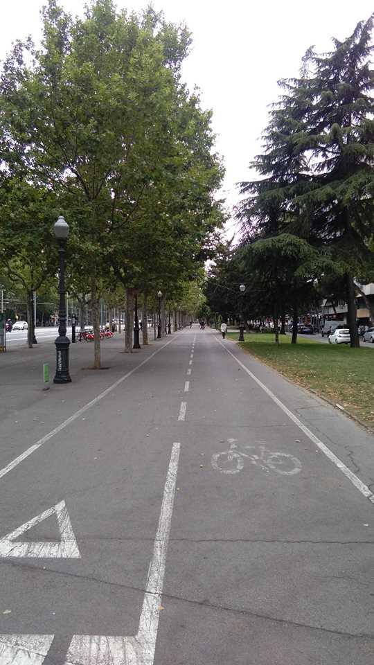 Βαρκελώνη και ποδήλατο