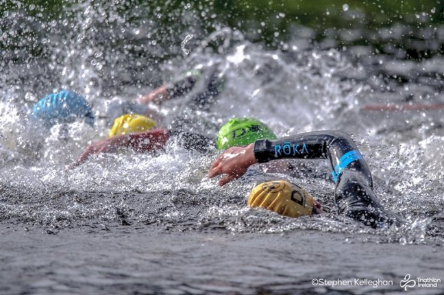 Dublin City Triathlon by Vodafone